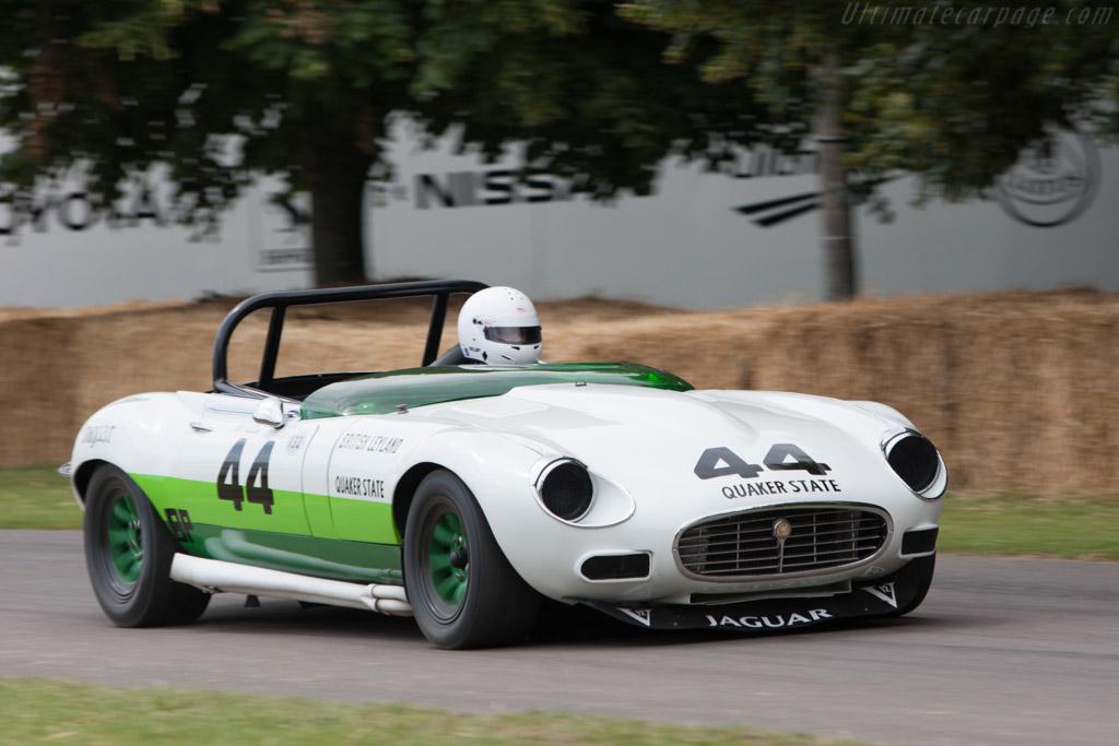 Jaguar E-Type V12 Group 44 - Chassis: UE1S/24250   - 2011 Goodwood Festival of Speed