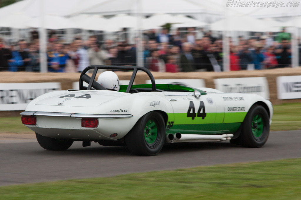 Jaguar E-Type V12 Group 44 - Chassis: UE1S/24250   - 2012 Goodwood Festival of Speed
