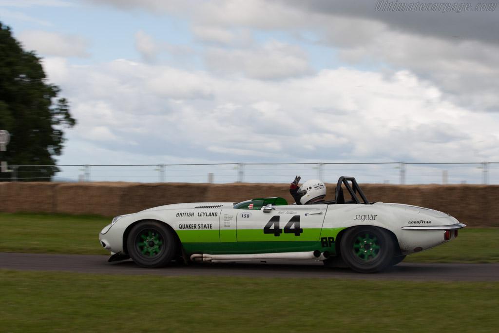 Jaguar E-Type V12 Group 44 - Chassis: UE1S/24250   - 2012 Goodwood Festival of Speed