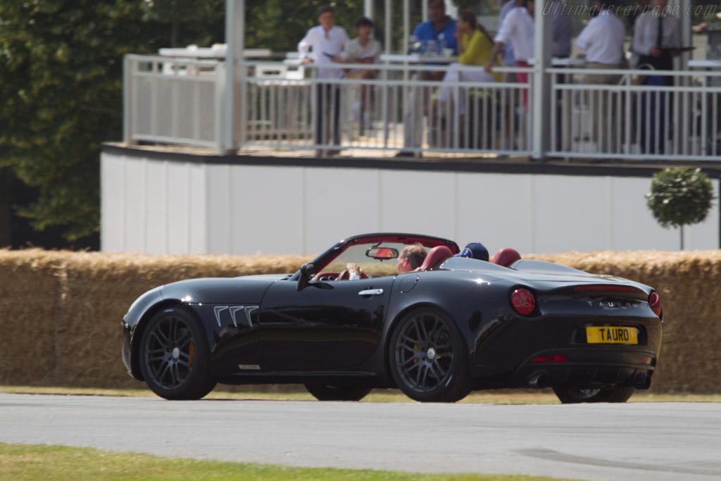Tauro V8 Spider   - 2013 Goodwood Festival of Speed