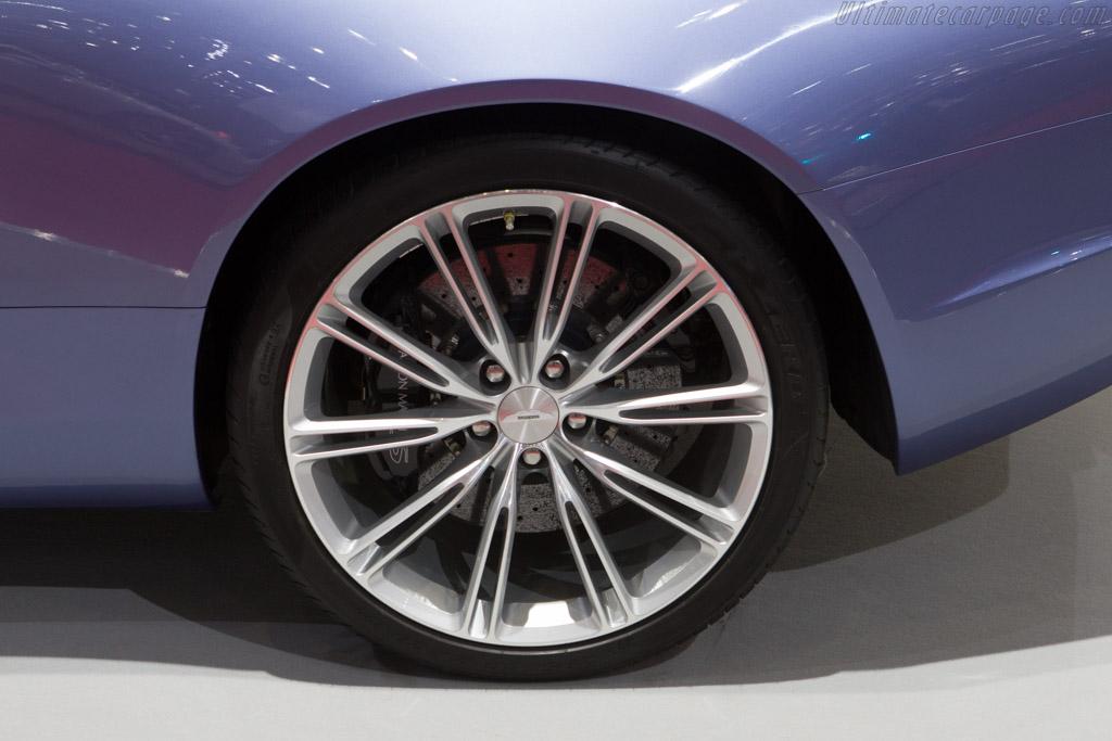 Aston Martin DBS Zagato Coupé Centennial    - 2014 Geneva International Motor Show