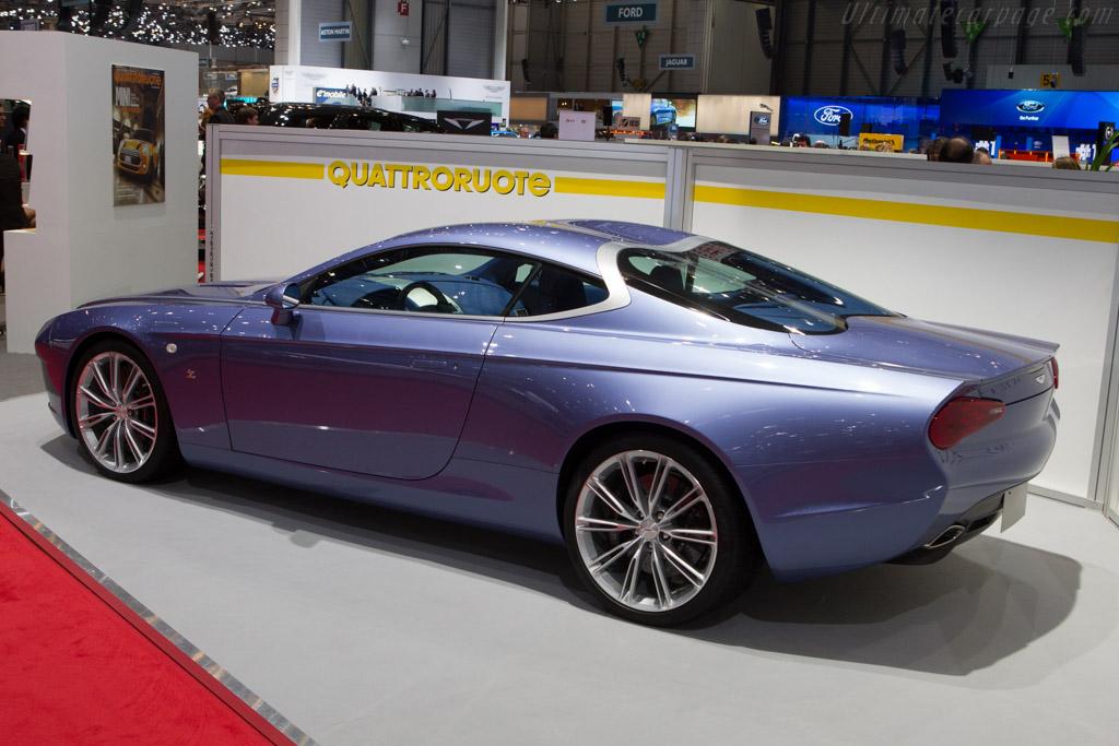 Aston Martin DBS Zagato Coupé Centennial - 2014 Geneva ...