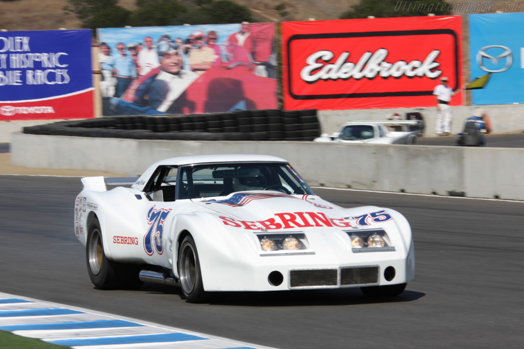 Chevrolet Greenwood IMSA Corvette - Chassis: CC002   - 2008 Monterey Historic Automobile Races