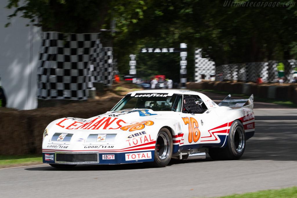 Chevrolet Greenwood IMSA Corvette - Chassis: CC007   - 2012 Goodwood Festival of Speed