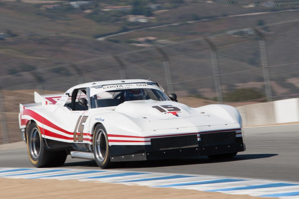 Chevrolet Greenwood IMSA Corvette - Chassis: CC006   - 2012 Monterey Motorsports Reunion