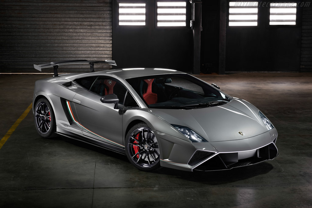 Click here to open the Lamborghini Gallardo LP570-4 Squadra Corse gallery