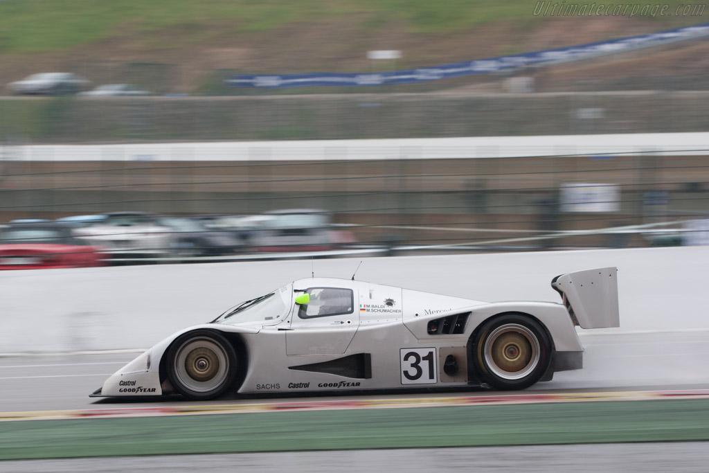 Sauber Mercedes C11 - Chassis: 89.C11.00   - 2013 Spa Classic