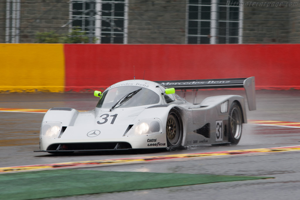 Sauber Mercedes C11 - Chassis: 89.C11.00   - 2013 Spa Classic