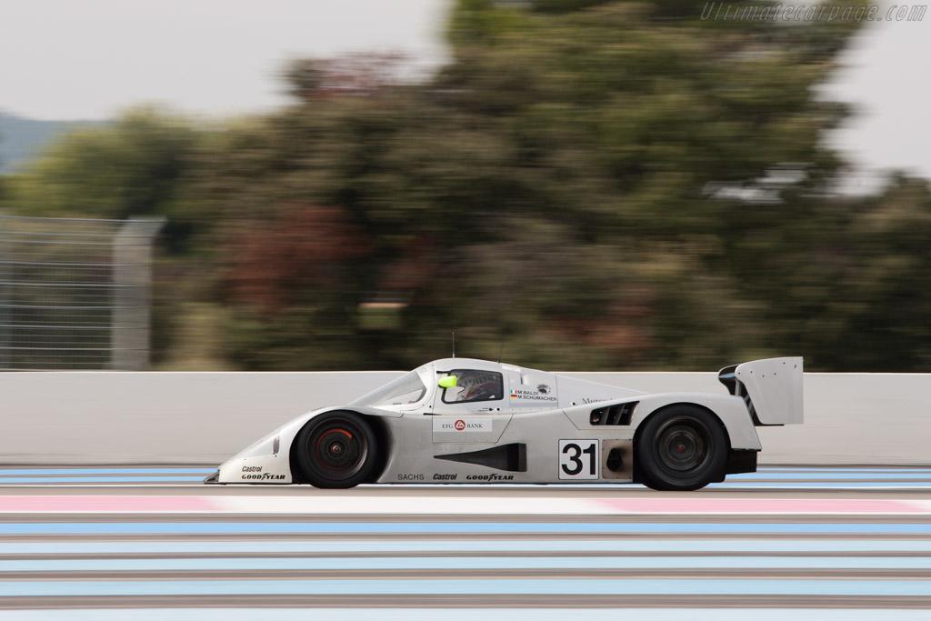 Sauber Mercedes C11 - Chassis: 89.C11.00   - 2013 Dix Mille Tours