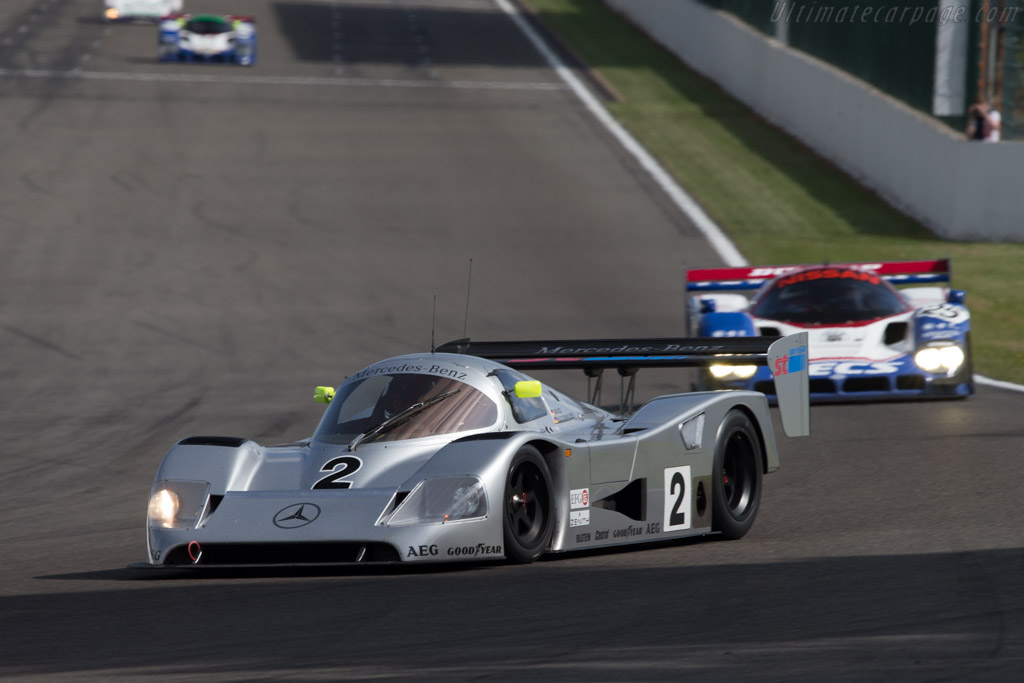Sauber Mercedes C11 - Chassis: 90.C11.01   - 2014 Spa Classic