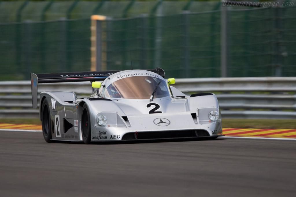 Sauber Mercedes C11 - Chassis: 90.C11.01   - 2014 Spa Classic