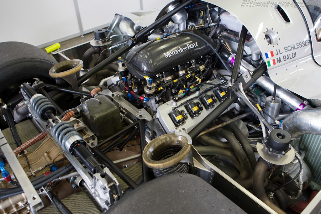 Sauber Mercedes C11 - Chassis: 90.C11.05   - 2009 Modena Trackdays