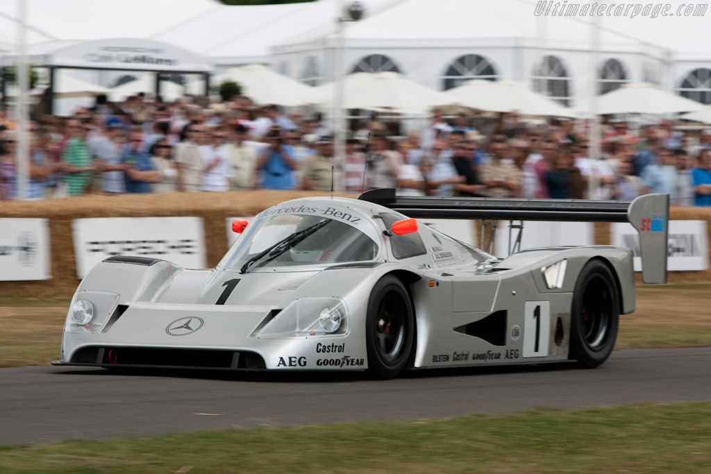 Sauber Mercedes C11 - Chassis: 90.C11.05   - 2009 Goodwood Festival of Speed