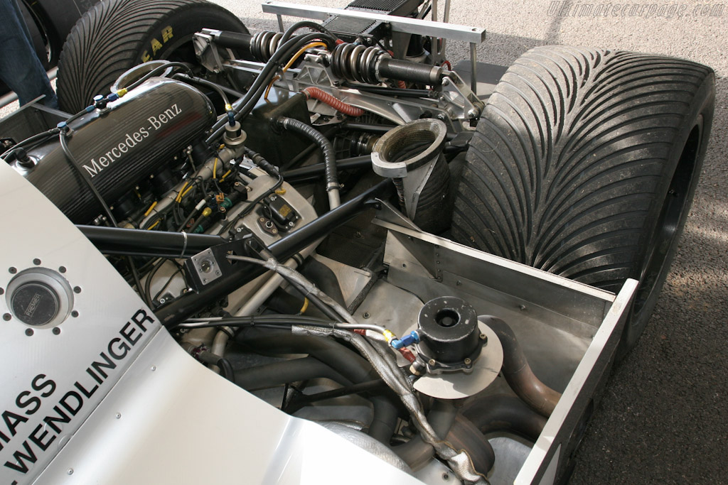 Sauber Mercedes C11 - Chassis: 90.C11.04   - 2007 Goodwood Festival of Speed