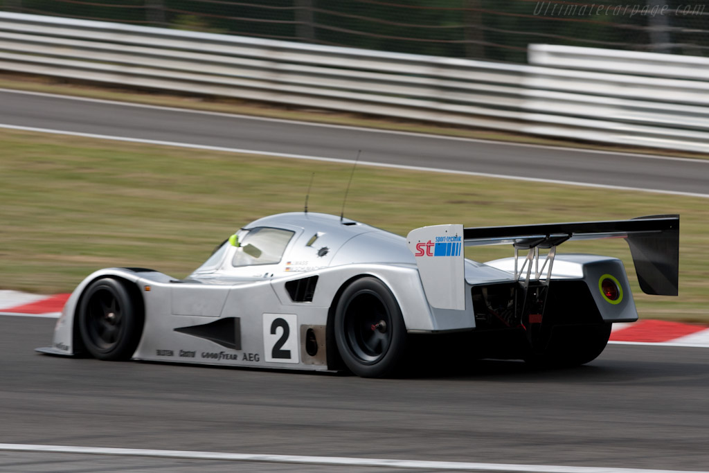 Sauber Mercedes C11 - Chassis: 90.C11.01   - 2011 Spa Classic