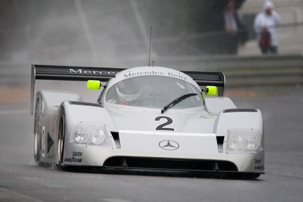 Sauber Mercedes C11 - Chassis: 89.C11.00   - 2010 24 Hours of Le Mans
