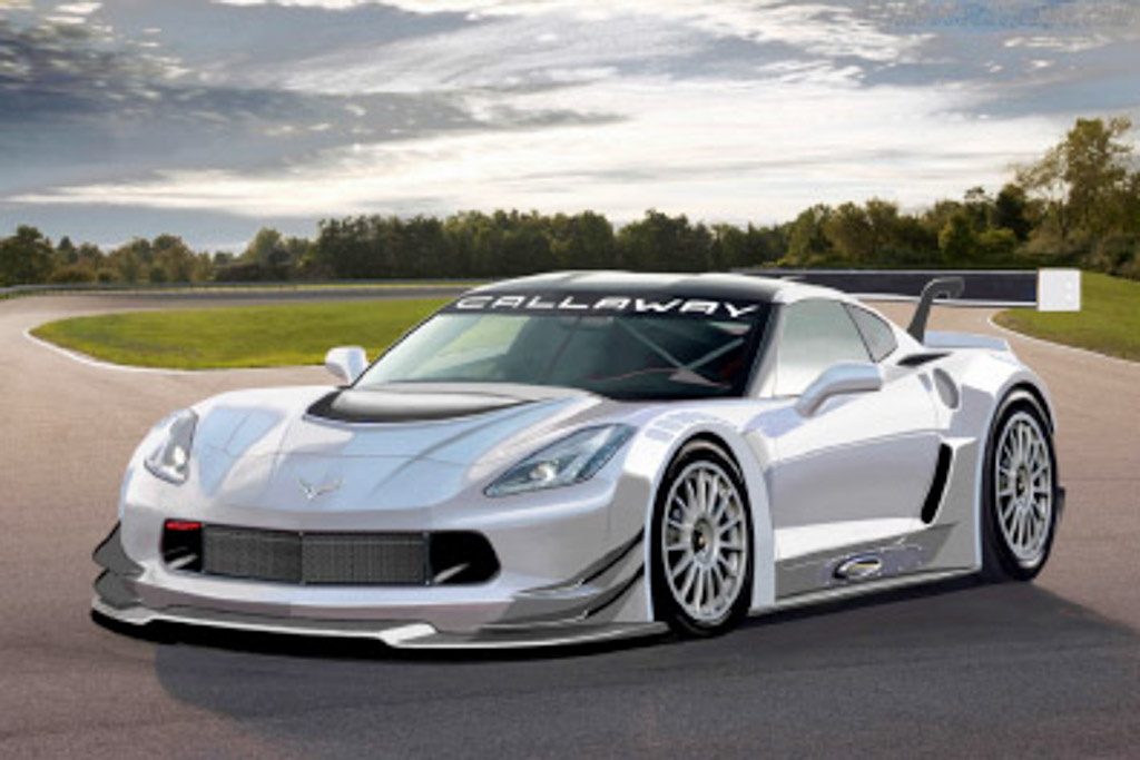 Click here to open the Chevrolet Callaway Corvette GT3 gallery