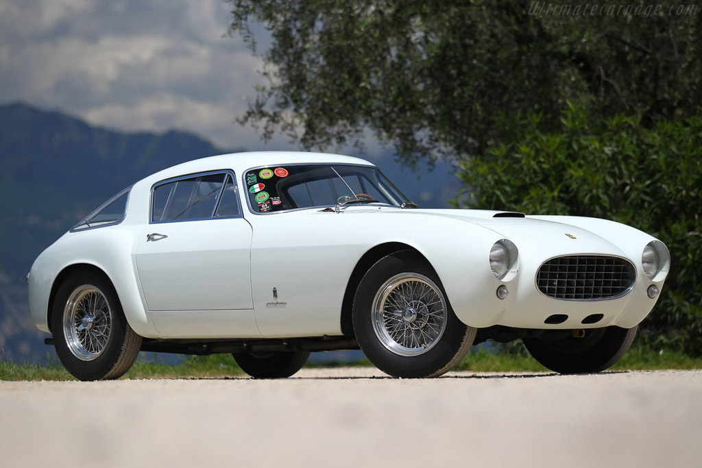 Click here to open the Ferrari 250 Europa GT Pinin Farina Berlinetta gallery
