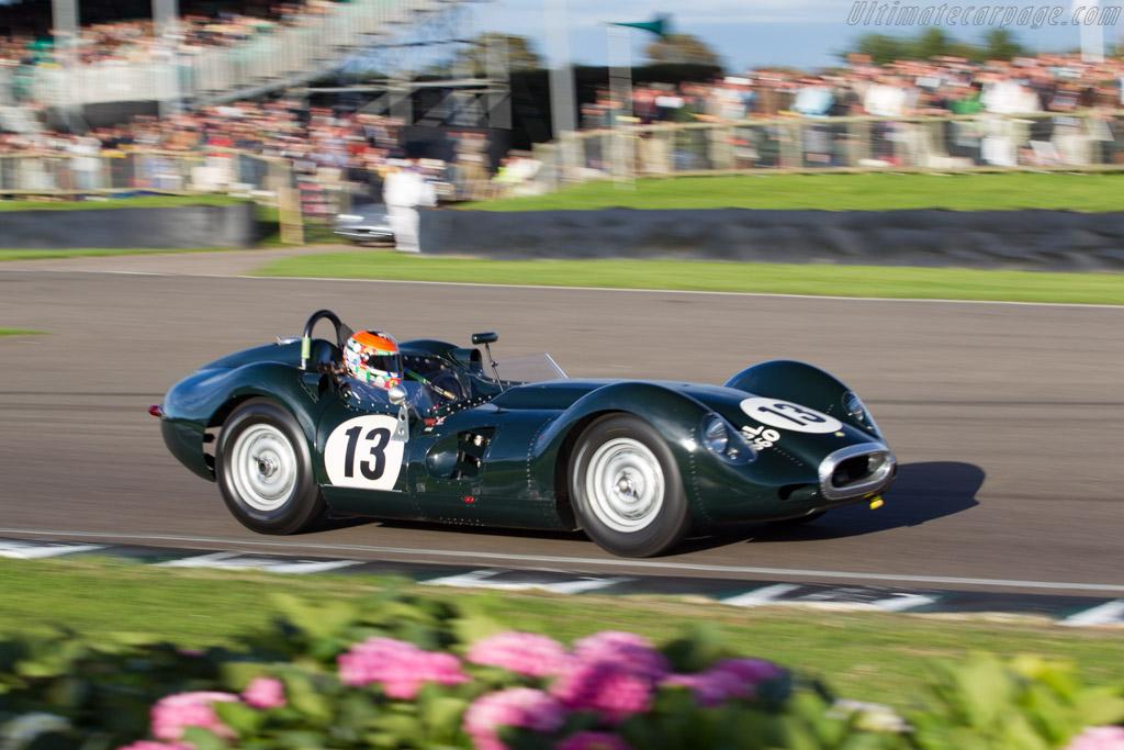 Lister Knobbly Jaguar - Chassis: BHL 103   - 2015 Goodwood Revival