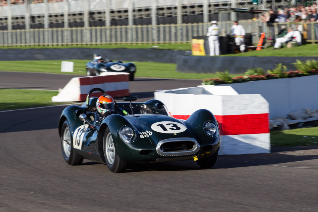 Lister Knobbly Jaguar - Chassis: BHL 103   - 2015 Goodwood Revival