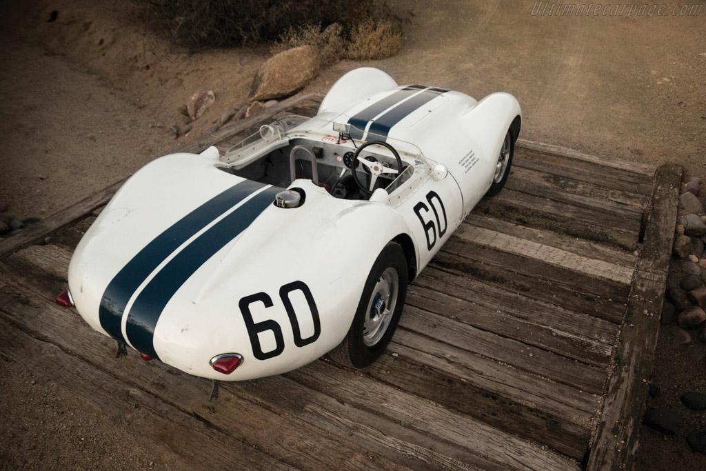 Lister Knobbly Jaguar