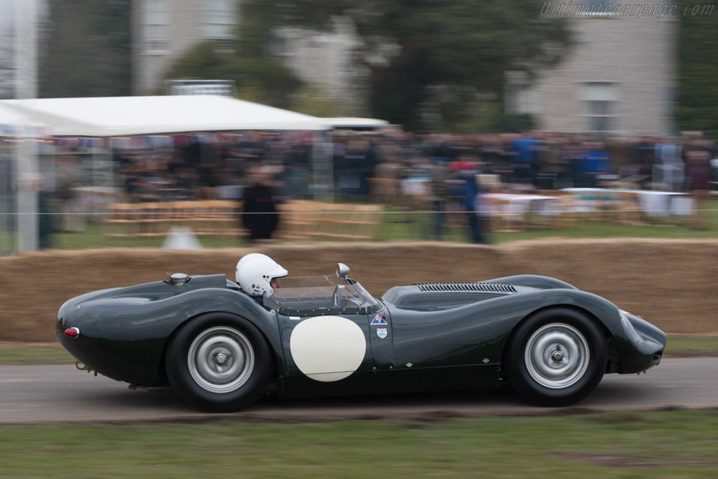 Lister Knobbly Jaguar - Chassis: BHL 118   - 2013 Goodwood Preview