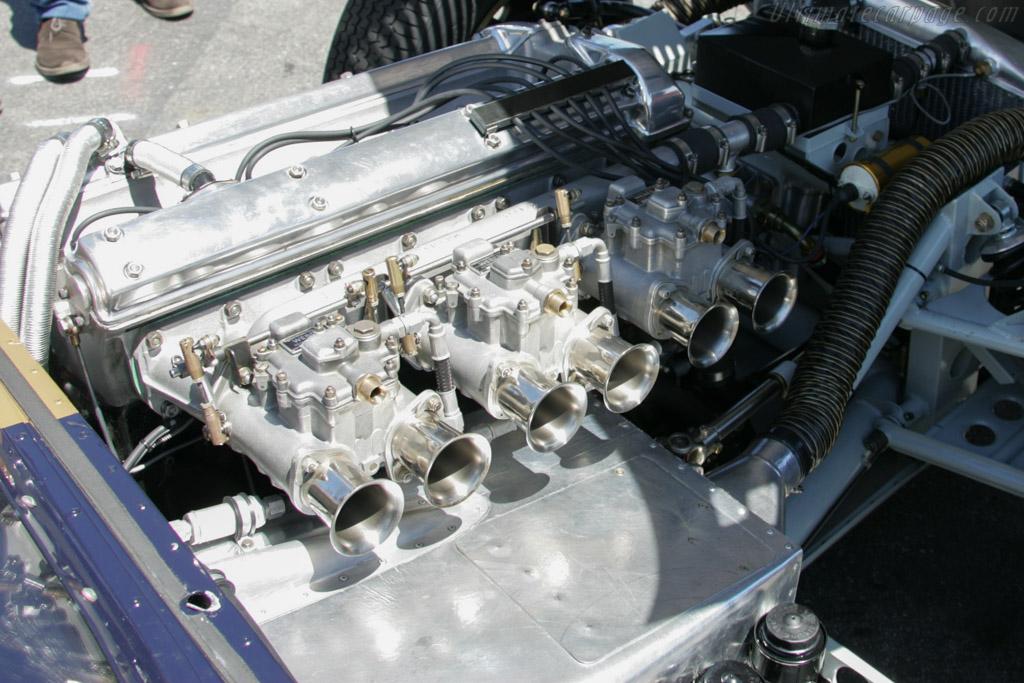 Lister Knobbly Jaguar - Chassis: BHL 119  - 2010 Monterey Motorsports Reunion