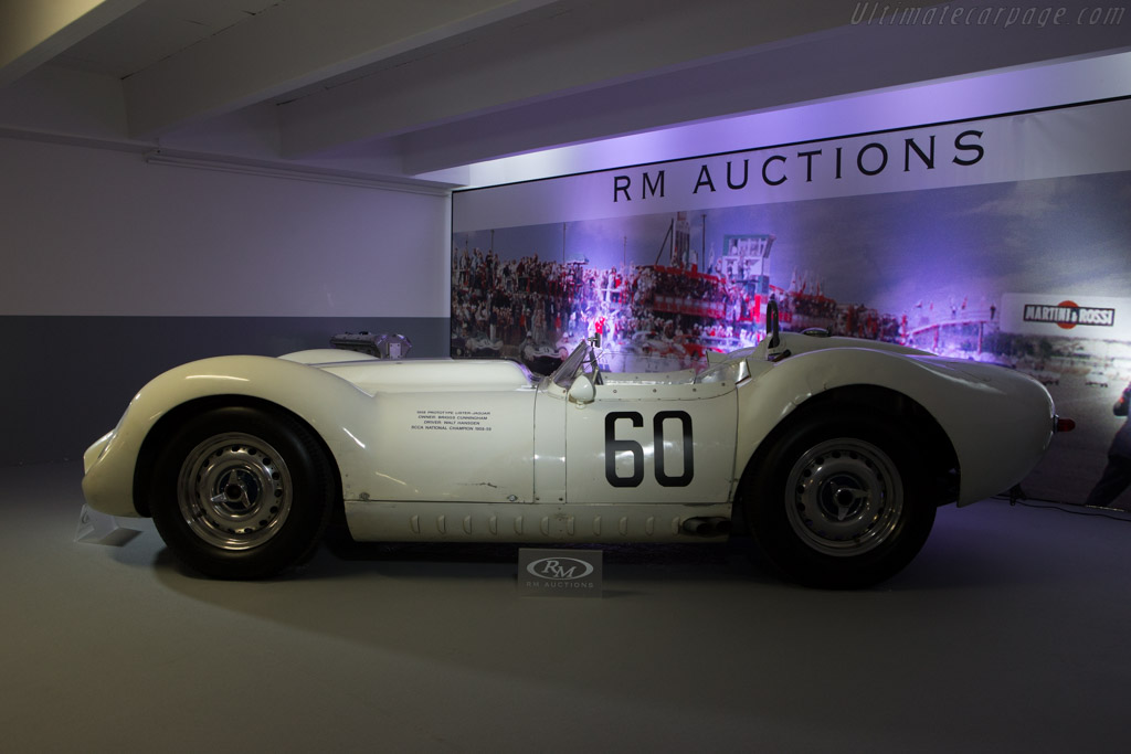 Lister Knobbly Jaguar - Chassis: EE 101   - 2014 Monaco Historic Grand Prix