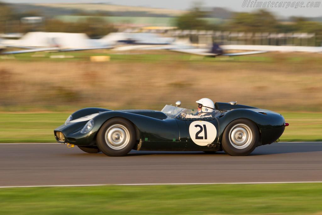 Lister Knobbly Jaguar - Chassis: BHL 118   - 2014 Goodwood Revival