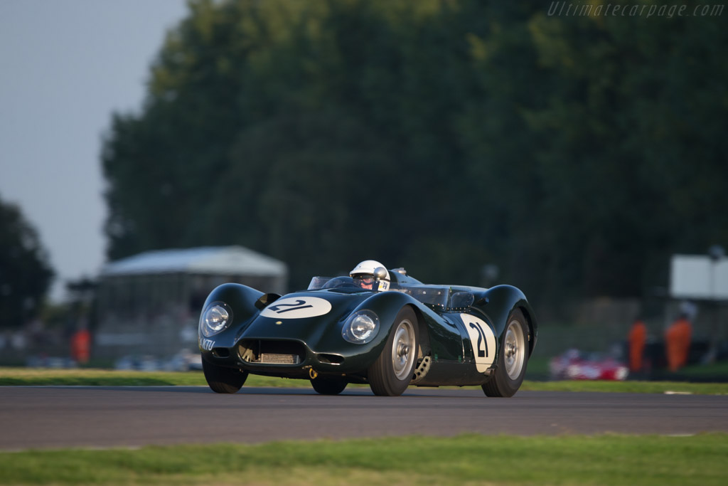 Lister Knobbly Jaguar - Chassis: BHL 118   - 2014 Goodwood Revival