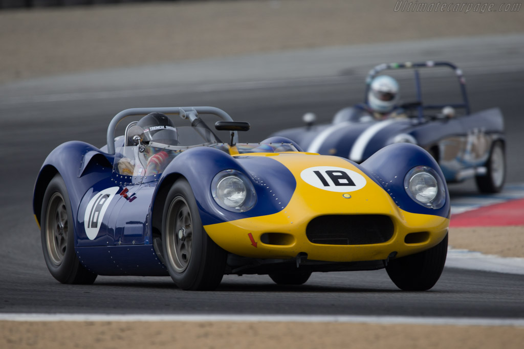 Lister Knobbly Jaguar - Chassis: BHL 112   - 2014 Monterey Motorsports Reunion