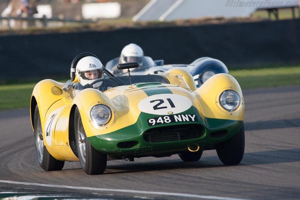Lister Knobbly Jaguar - Chassis: BHL 105   - 2012 Goodwood Revival