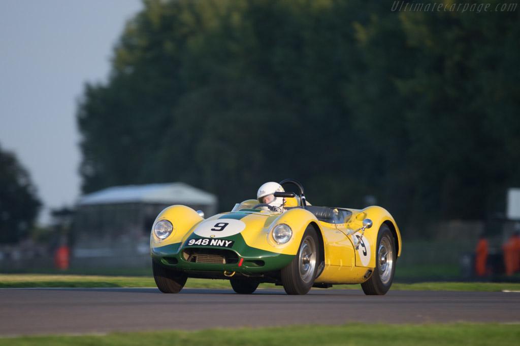 Lister Knobbly Jaguar - Chassis: BHL 105   - 2014 Goodwood Revival