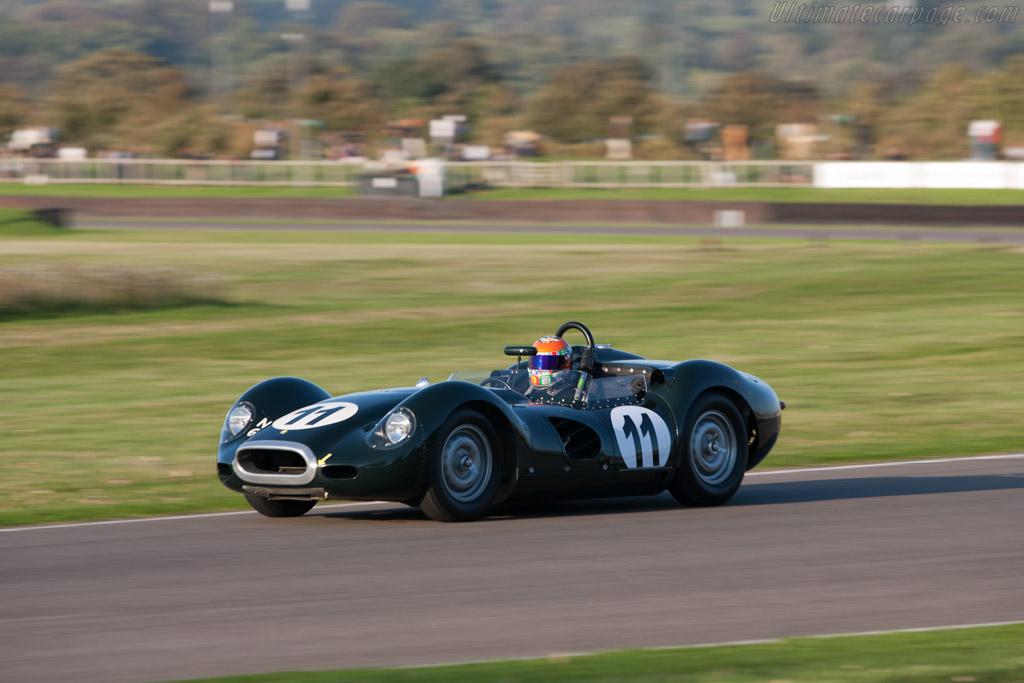 Lister Knobbly Jaguar - Chassis: BHL 103   - 2011 Goodwood Revival