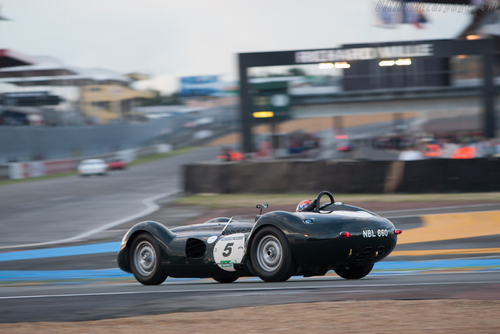 Lister Knobbly Jaguar - Chassis: BHL 103   - 2012 Le Mans Classic