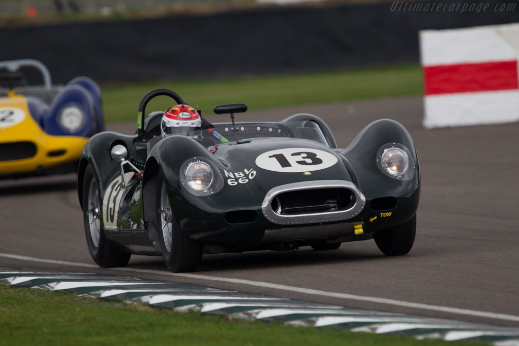Lister Knobbly Jaguar - Chassis: BHL 103   - 2013 Goodwood Revival