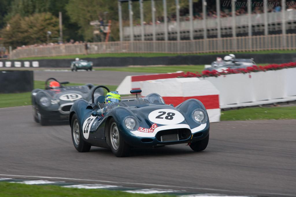 Lister Knobbly Jaguar - Chassis: BHL 104   - 2010 Goodwood Revival