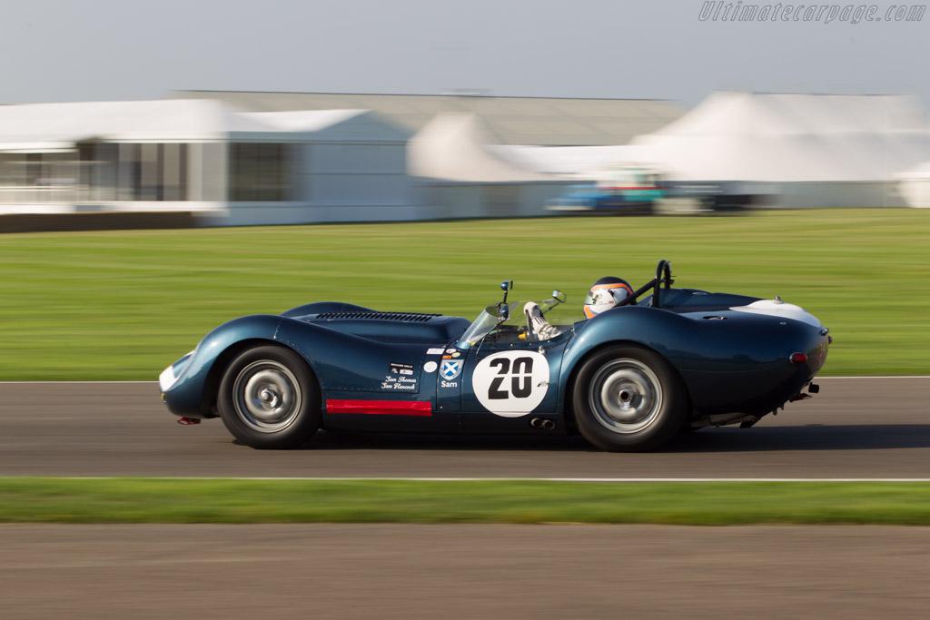 Lister Knobbly Jaguar - Chassis: BHL 104   - 2014 Goodwood Revival