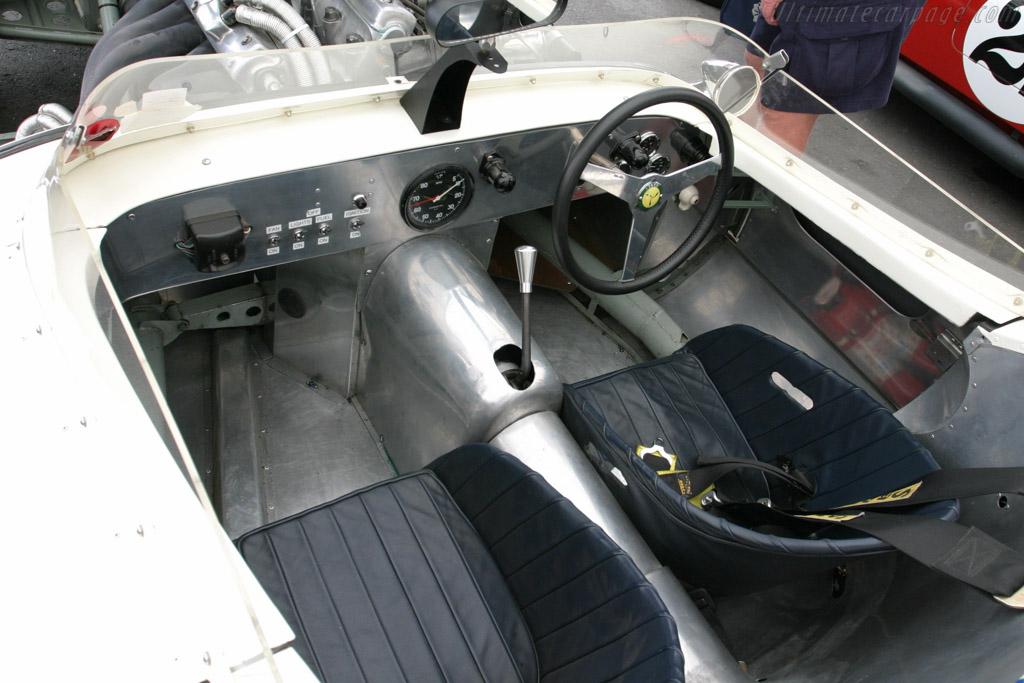 Lister Knobbly Jaguar - Chassis: BHL 102   - 2005 Monterey Historic Automobile Races