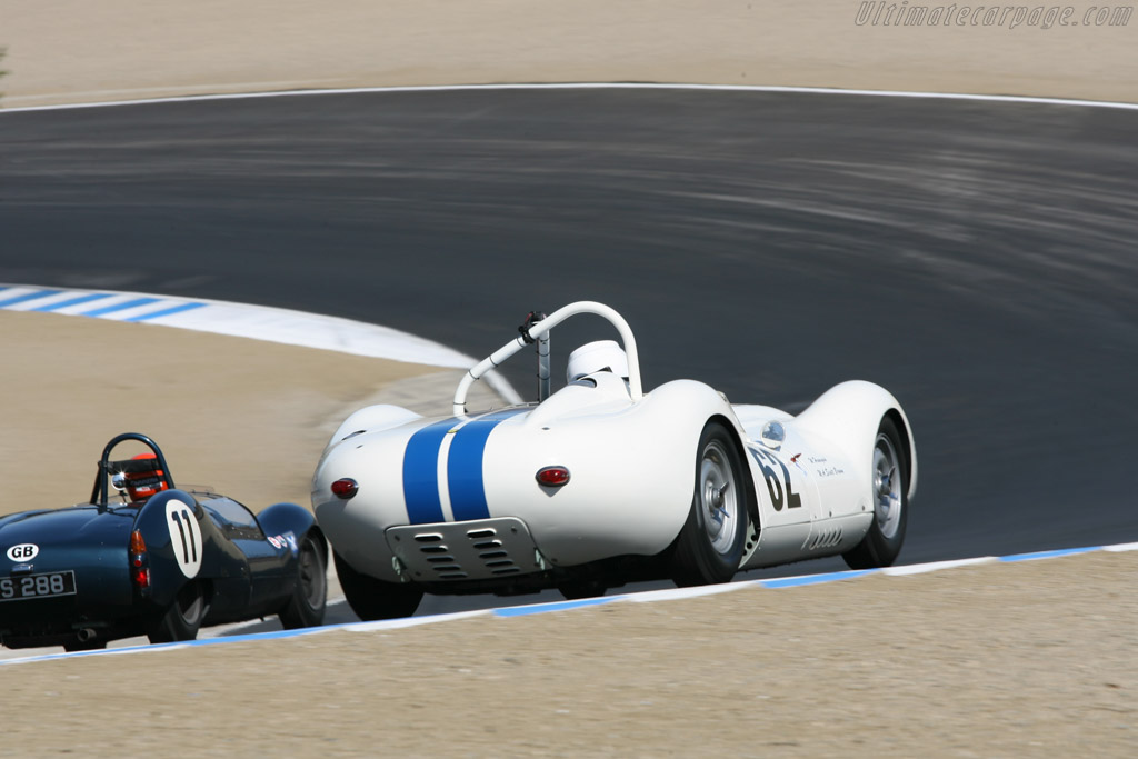 Lister Knobbly Jaguar - Chassis: BHL 102   - 2006 Monterey Historic Automobile Races
