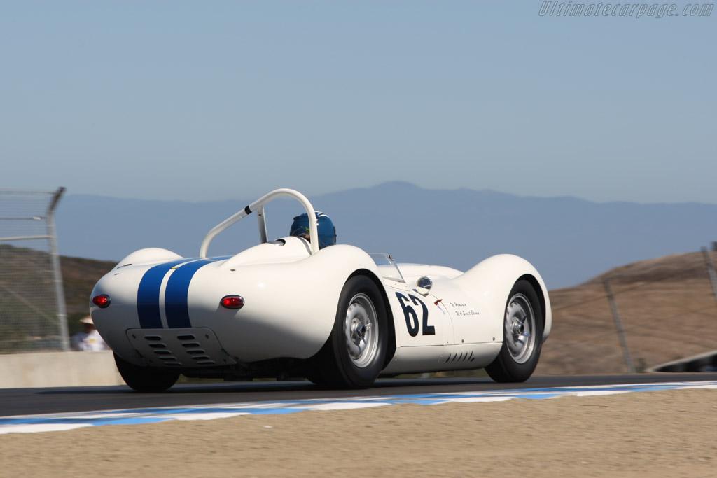 Lister Knobbly Jaguar - Chassis: BHL 102   - 2007 Monterey Historic Automobile Races