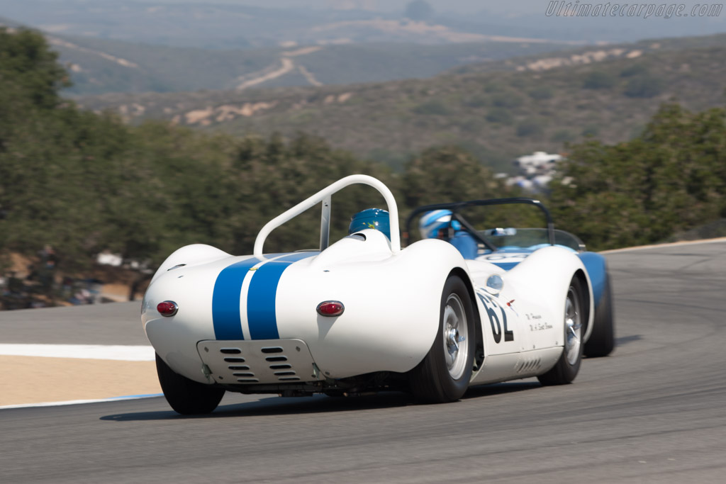 Lister Knobbly Jaguar - Chassis: BHL 102  - 2009 Monterey Historic Automobile Races