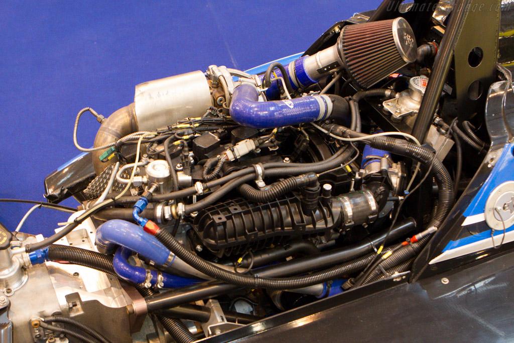 Ford FF1    - 2013 Techno Classica