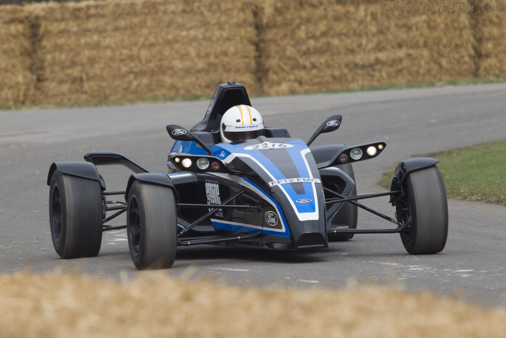 Ford FF1    - 2013 Goodwood Preview