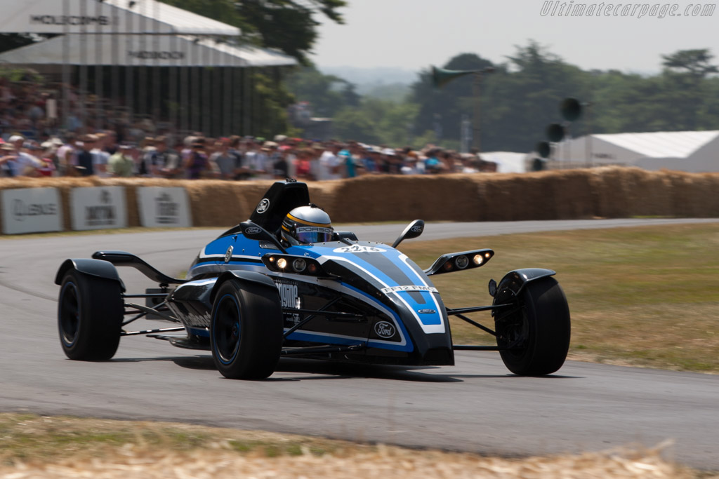 Ford FF1   - 2013 Goodwood Festival of Speed