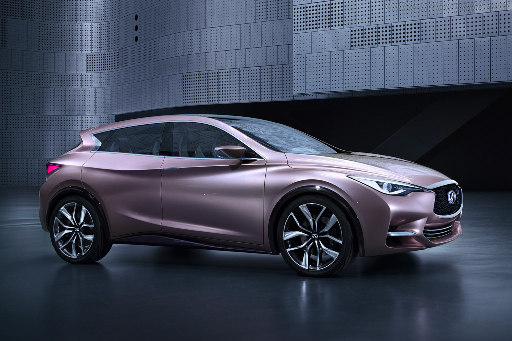 Click here to open the Infiniti Q30 Concept gallery