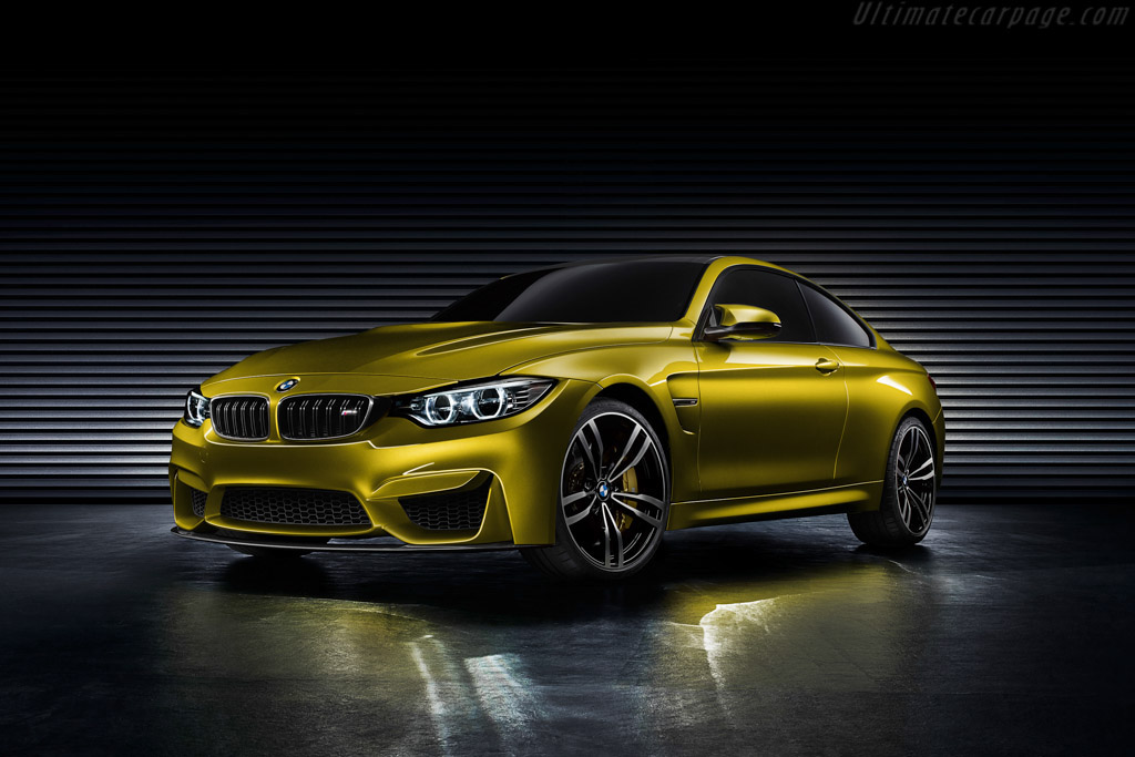 Click here to open the BMW Concept M4 Coupe gallery