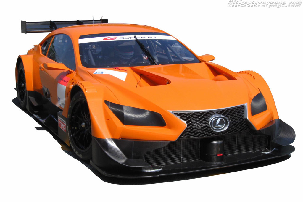 Click here to open the Lexus LF-CC GT500 gallery