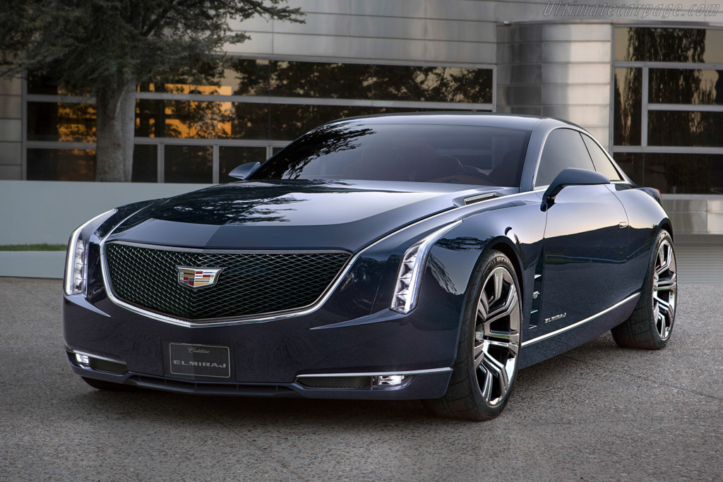 Click here to open the Cadillac Elmiraj Concept gallery