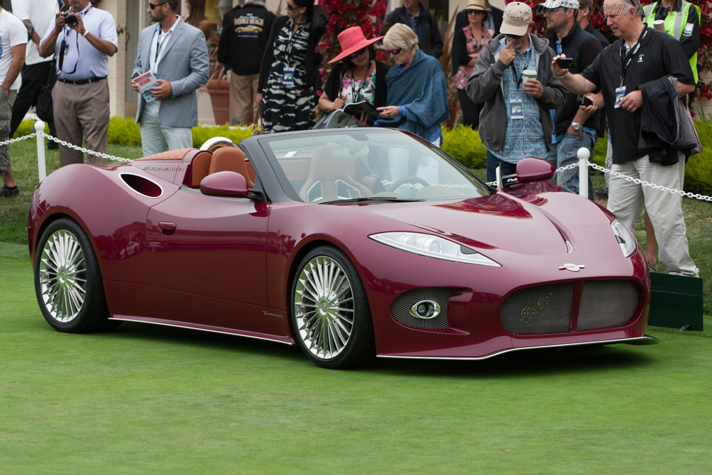 Click here to open the Spyker B6 Venator Spyder gallery